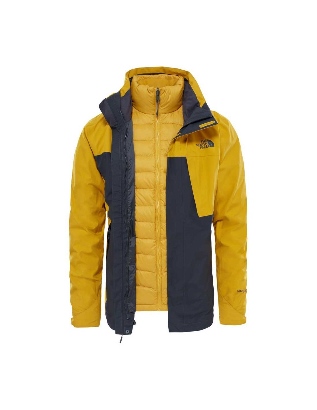 Giacca The North Face Uomo MOUNTAIN LIGHT TRICLIMATE